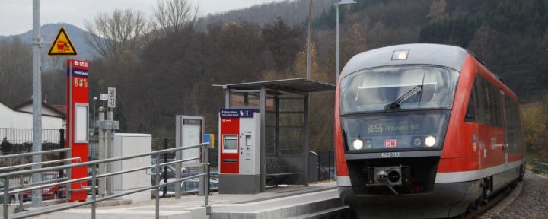 Nahverkehr Landkreis Südliche Weinstraße